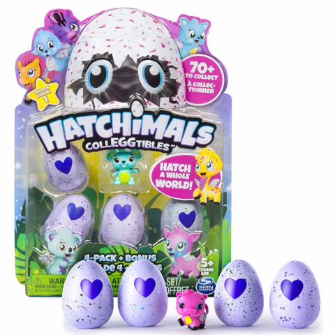 Hatchimals Eggs
