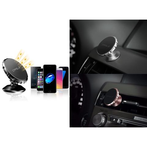 Universal Magnetic 360 Rotation Car mount Holder