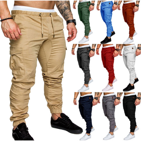 Men's Sport Joggers Hip Hop Jogging Fitness Pant