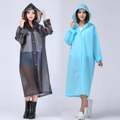 Waterproof  Raincoat cover Hooded