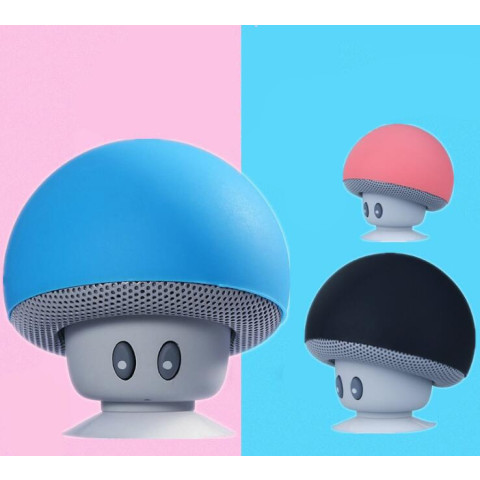 Mini Mushroom Speaker Wireless Bluetooth 4.1 Speaker