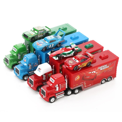 Pixar Cars Lightning City Construction Truck