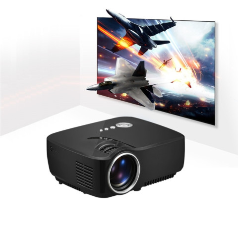 GP70 Portable Mini LED Cinema Video Digital HD Projector