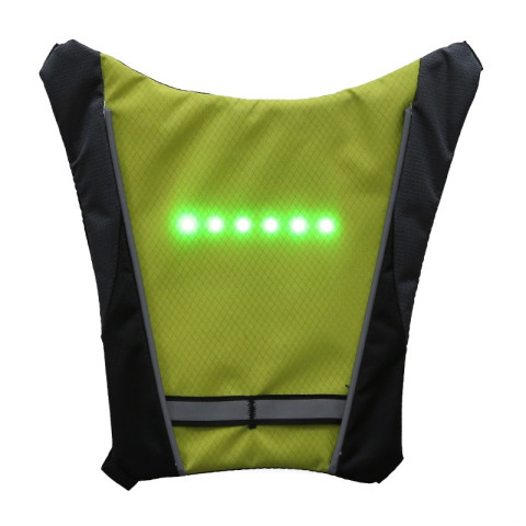 Reflective Riding Outdoor Waterproof  LED Turn Signal  Safety Vest