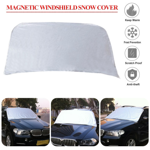 Universal Car Magnet Windshield Windscreen Cover