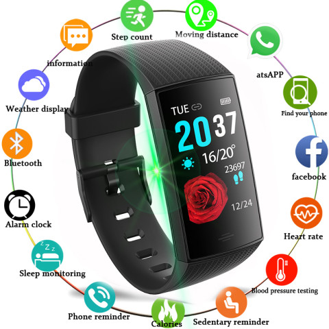 CY11 smart band waterproof smart watch