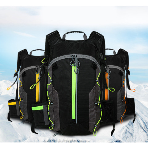 10L Ultralight Portable Bike Bag Waterproof Breathable Backpack