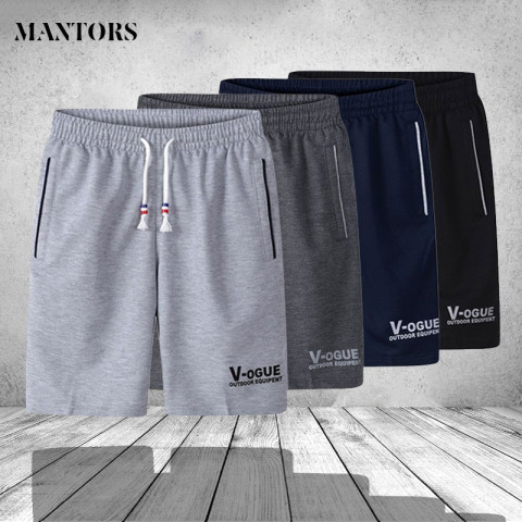 Summer Shorts Men Fashion Breathable Male Casual Shorts