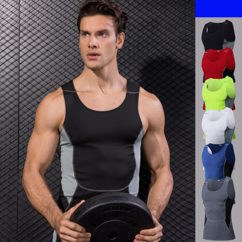 Men's Running Compression Vest