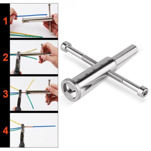 Wire Drill Twister