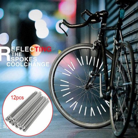 Bike Wheel Spoke Reflector