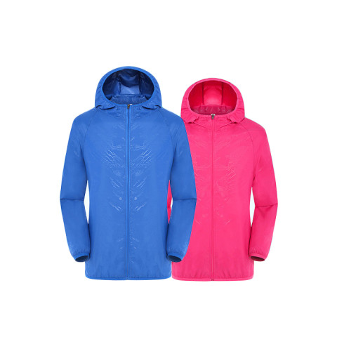Outdoor Sports Coat Ultra-light Rainproof Windkicker Running Jacket