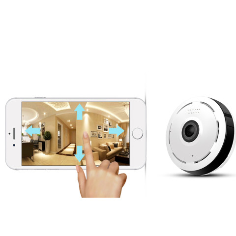 WIFI 360 degree Fisheye Camera