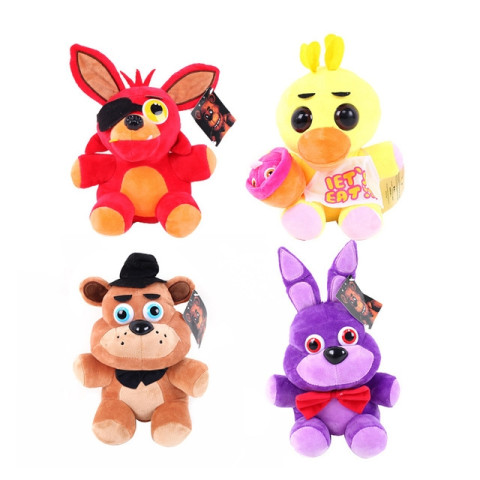 Five Nights At Freddy's Animals Plush Toys