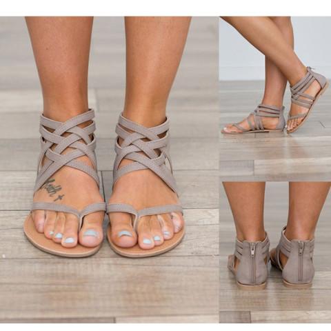 Flat Summer Women's Sandals