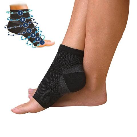 Foot Angel Anti Fatigue Foot Compression Sleeve socks