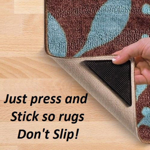 4pcs Rug grippers
