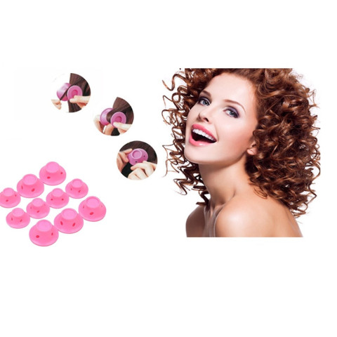 10pcs Hair Curlers