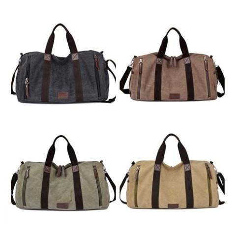 Weekend Vintage Canvas Handbag For Men