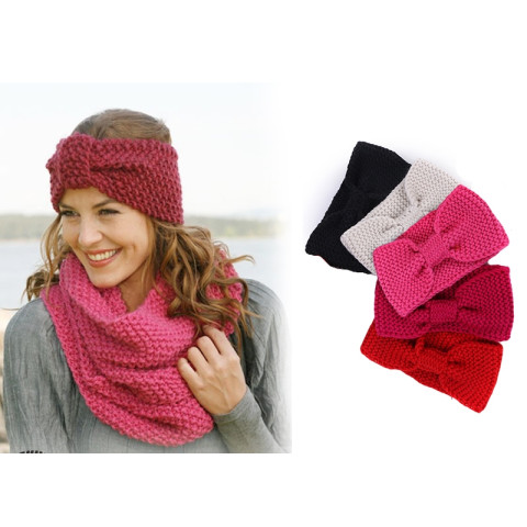Women Warm Winter Knit Headband