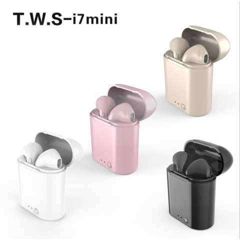 i7s TWS Mini Wireless Bluetooth Earphone