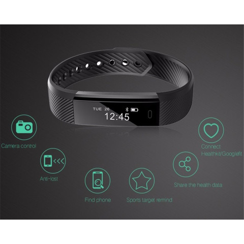 ID115 Bluetooth Android Smart Bracelet