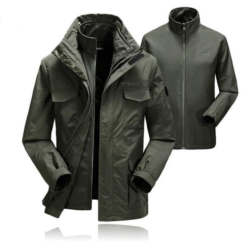 Professional Waterproof Hooded Softshell Jacket