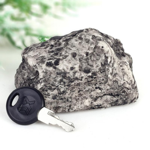 Rock Stone House Key Hider