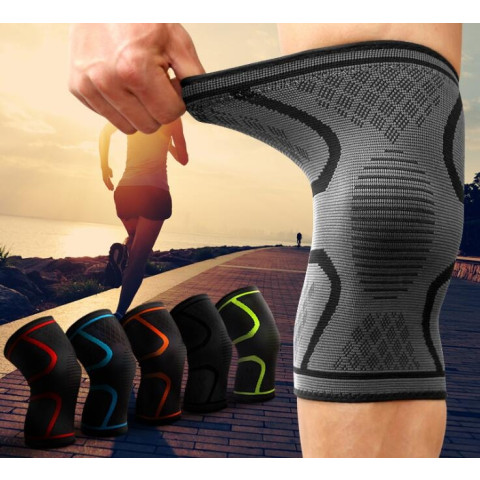 Knitted Sport Knee Pads