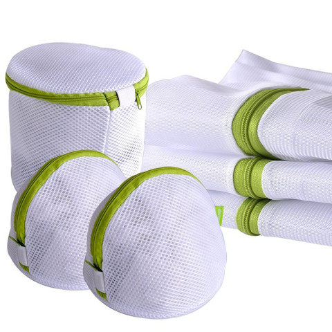 Laundry protective bag set