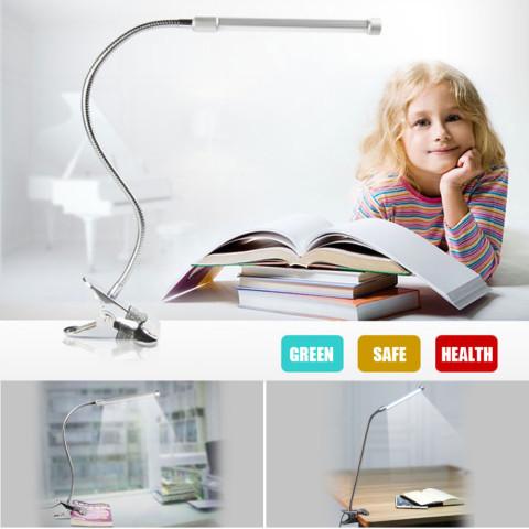 Flexible USB Clip  LED Lamp