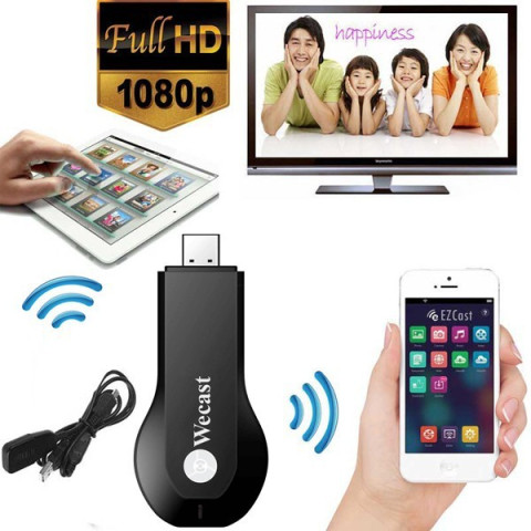 Wecast m2 Multi-Media Miracast Dongle Smart TV Stick