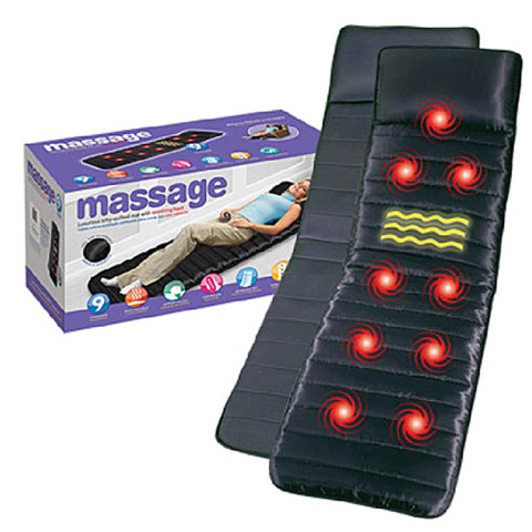 Full Body Massage mattress- 9 motorer