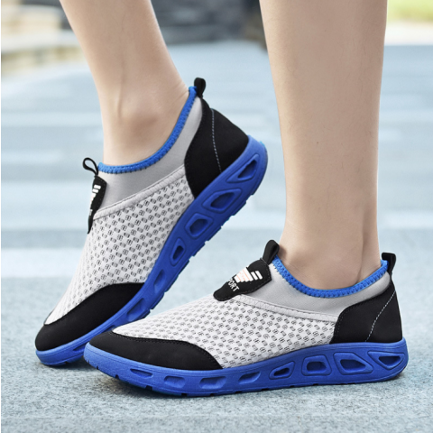 Men's Hollow Light Breathable mesh shoes