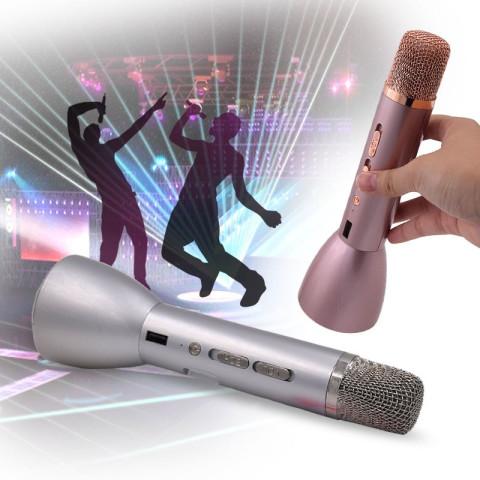 Magic Karaoke Microfone