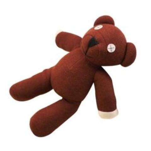 Mr Bean Teddy Bear Animal Stuffed Plush Toy