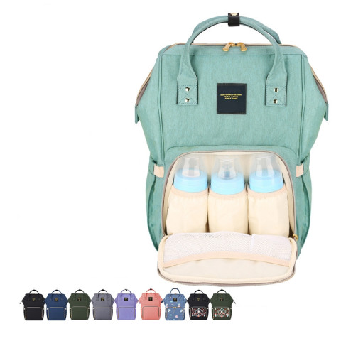 Multi-Function Waterproof Travel Backpack Large Capacity Backpack Mummy Maternity Nappy Bags