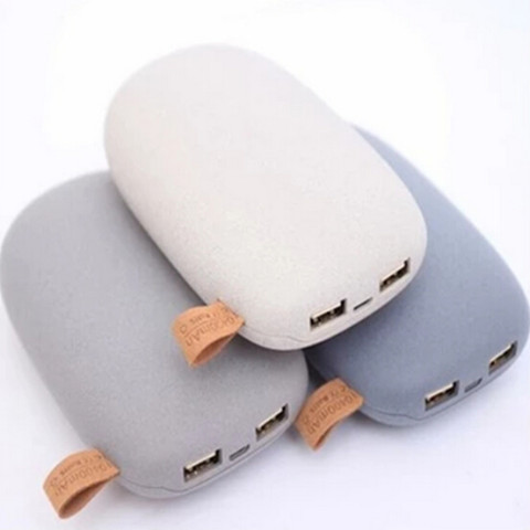 Cobblestone power bank