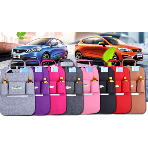 Multi-Function 7 Pockets Seat Organizer