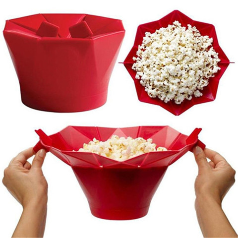 Microwave Popcorn Maker Bowl