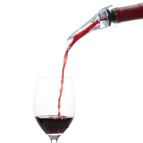 Wine Bottle Mini  Pourer