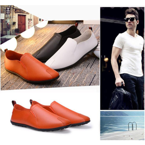 Men PU Casual shoes