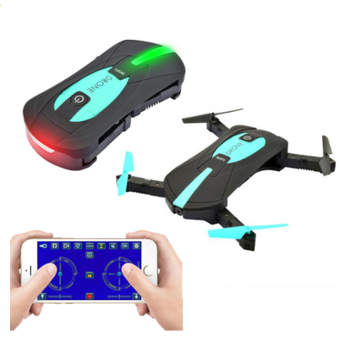 J018 Mini Foldable RC Pocket Drone