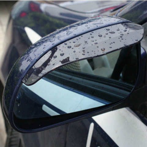 Rearview Mirror Rain Shade