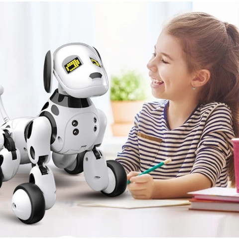 Wireless Remote Control Smart Robot Dog Kids Toy