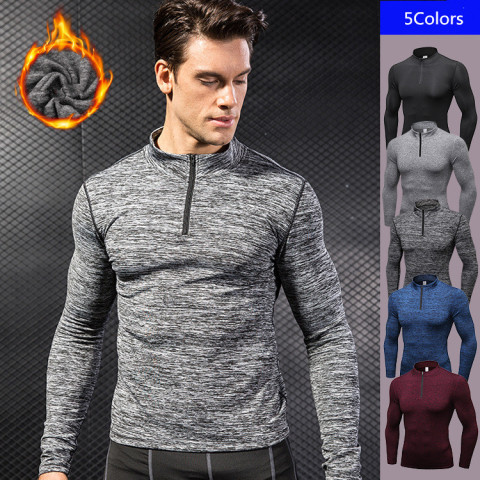 Sports Compression Fitness Running Jacket