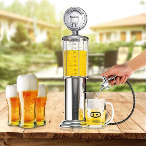 Godinger Gas Pump Liquor Dispenser