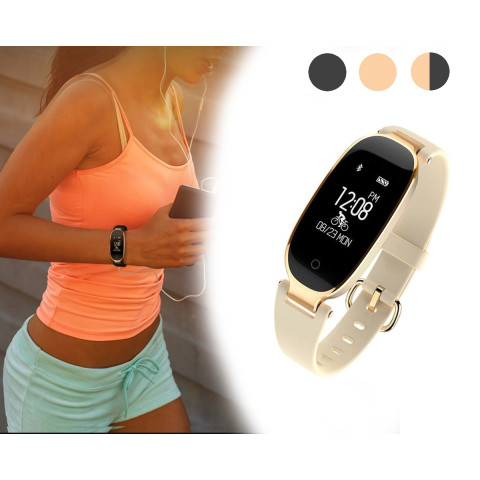 S3 Heart Rate Monitor Smart Bracelet