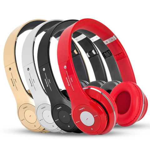 S460 Wireless haedband Bluetooth Headset