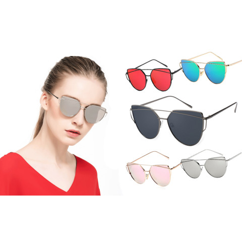 Women Luxury CatEye Sunglasses